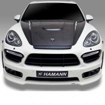 Карбоновый капот для Porsche Cayenne
